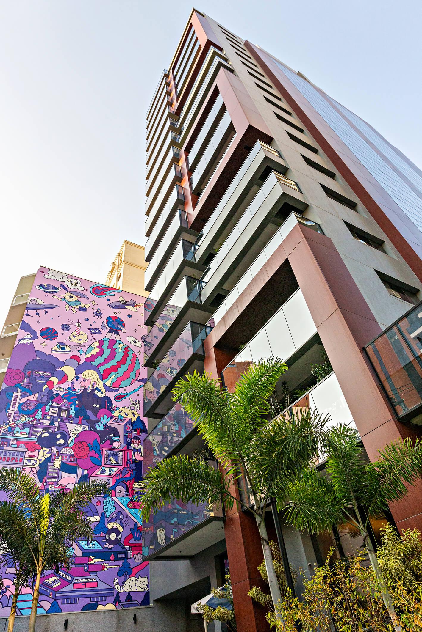 Edifício Arq. Jorge J. Proushan